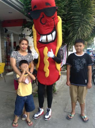 Sibulan, Filippijnen: Having fun
