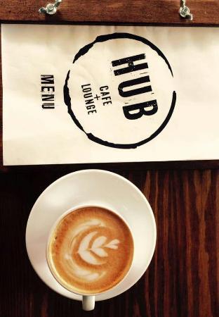 Hub cafe+lounge