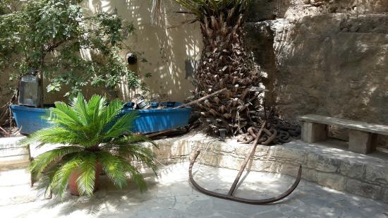 Paphos Ethnographic Museum: Во дворе