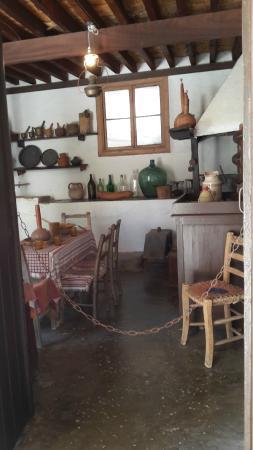 Paphos Ethnographic Museum: Кухня
