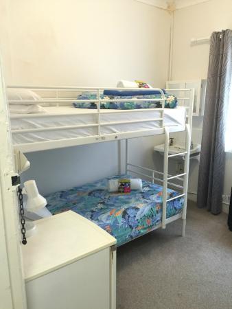 Kookaburra Inn: A bunk bed