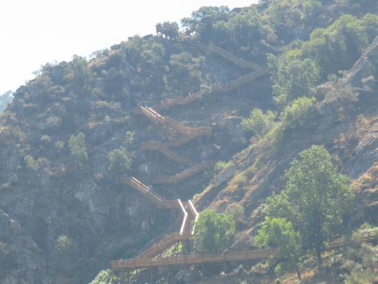 Arouca Geopark: Passadiço do paiva