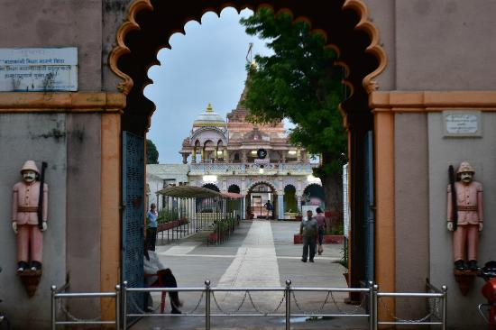 Chandrapur, Индия: Bhadrawati (Bhandak Ji) Jain Temple
