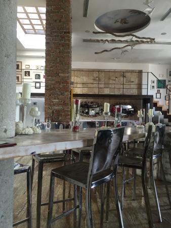 Hotel Boutique Isabel La Catolica: Excelente comida y bellisimo rest
