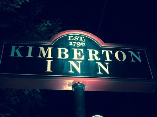 Kimberton Inn, Chester County, PA