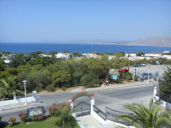 Finas Hotel Apartments The View From