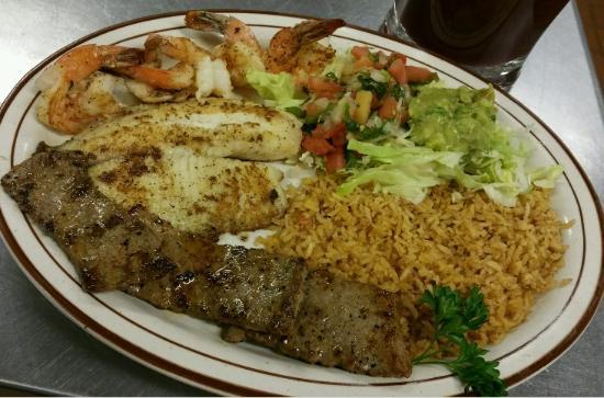 Tapatio's Restaurant Mexicano : Chapala Plate