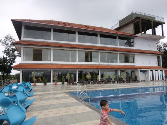 Play Area Picture Of Coorg Cliffs Resorts Pollibetta Tripadvisor