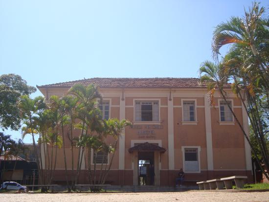 Barra Bonita, SP: Fachada do Museu