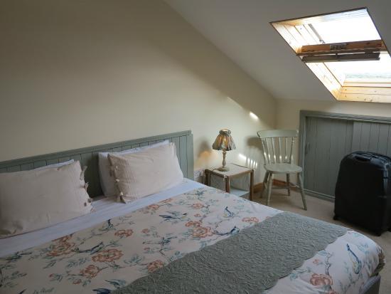 Clifden Bay Lodge: Chambre