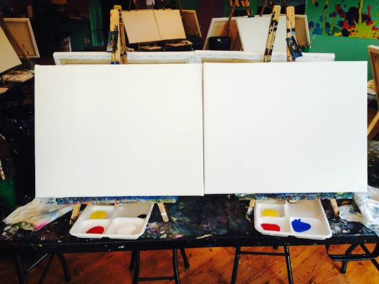 Paint on Tap: Beginning Product