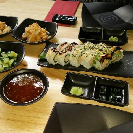 sushi bild von nagoya sushi grill k ln tripadvisor. Black Bedroom Furniture Sets. Home Design Ideas