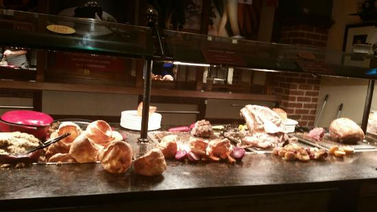 Buffet - Picture of White Hart Toby Carvery, Colchester ...