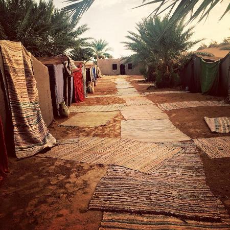 Sahara Garden: Er-Rissani, Morocco