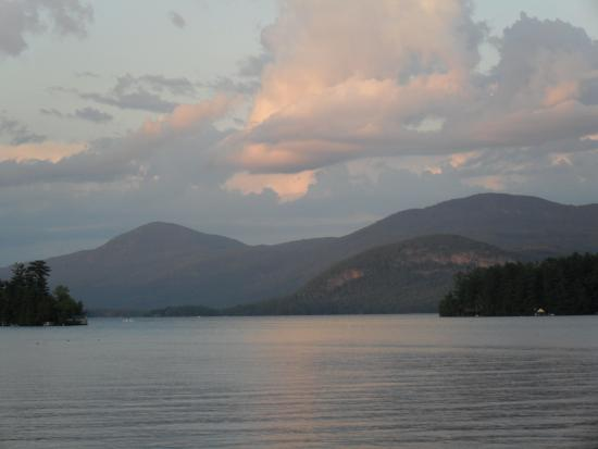 Bonnie View on Lake George: Beautiful!