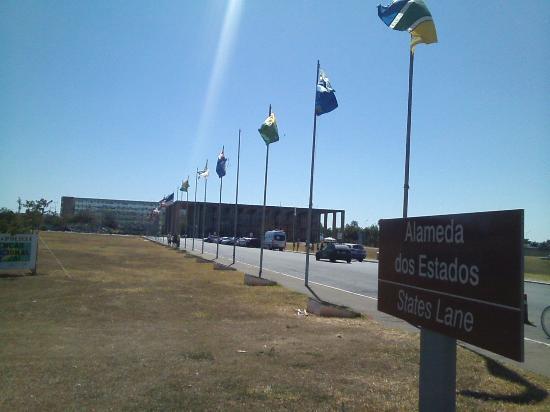 Alameda dos Estados (Brasília) - ATUALIZADO 2019 O que