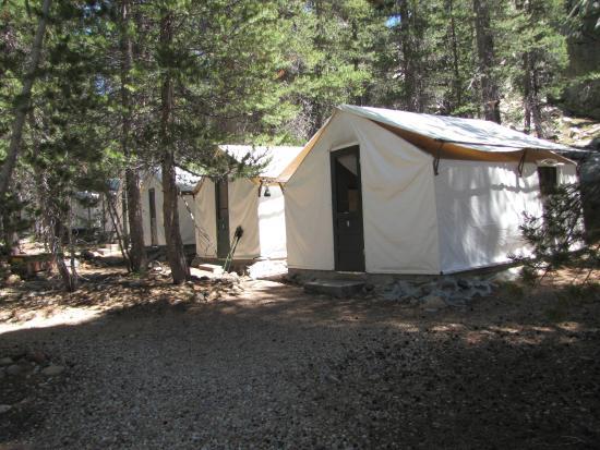 Yosemite High Sierra C&s Tent cabins Glen Aulin & Tent cabins Glen Aulin - Picture of Yosemite High Sierra Camps ...