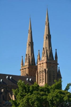 Free Tours Sydney: St.Mary's Cathedral