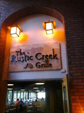 ‪The Rusty Creek Grill‬