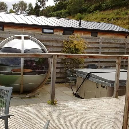 Kessock Highland Lodges: Beautiful views and fantastic accommodation in the Cromarty lodge