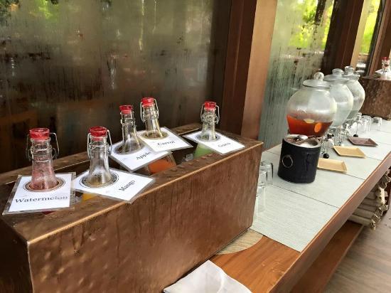 Anantara Layan PhuketResort : breakfast