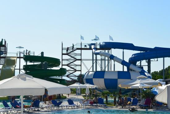 Paralia Katerinis, Greece: Aquapark