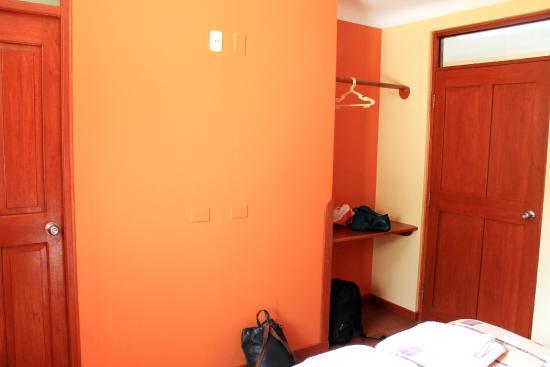 Hotel Casa de Mama Valle: Apartamento superior