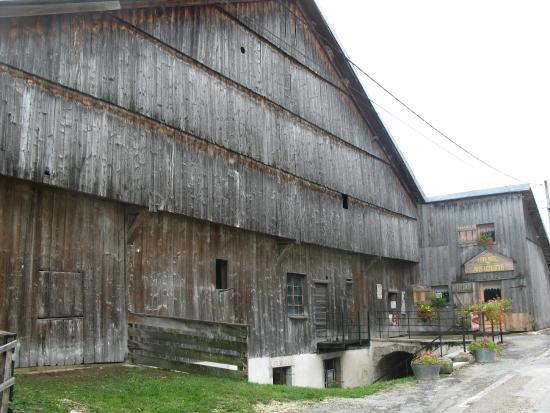 Fermes-musée du Pays Horloger