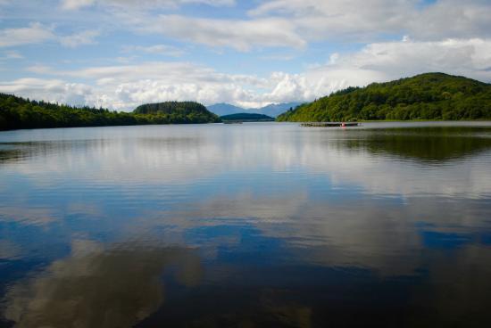 Isle of Bute, UK: Loch Fad