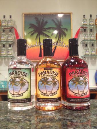 Paradise Distilling Company