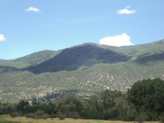 Rio Grande Trail : Головокружительный пейзаж