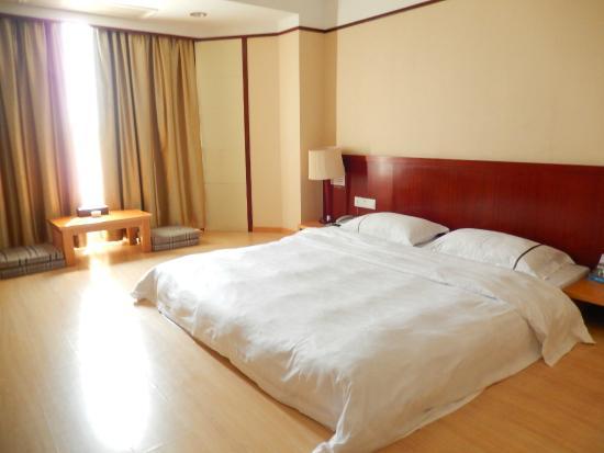 Kai Ping Hotel : ホテル室内