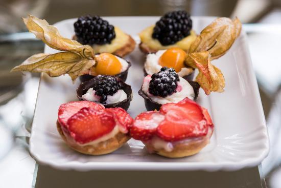 I Giardini del Quirinale: American Buffet Breakfast