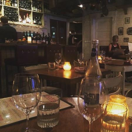 Bocata Restaurant Old Montreal