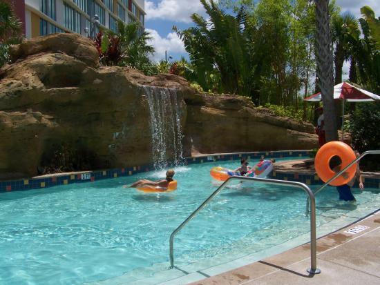 Universal S Cabana Bay Beach Resort Lazy River
