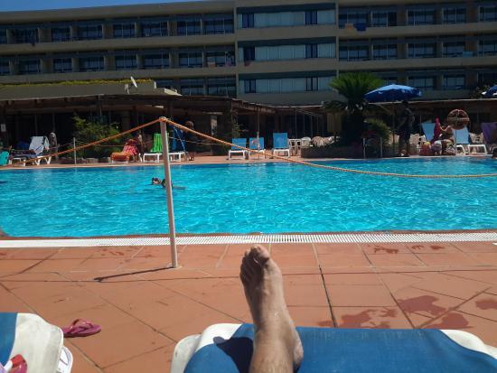 Aurum Hotel - Villaggio dei Pini: Piscina