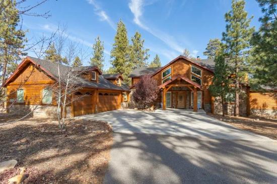 Superieur Big Bear Cool Cabins: Meadowbrook Estate
