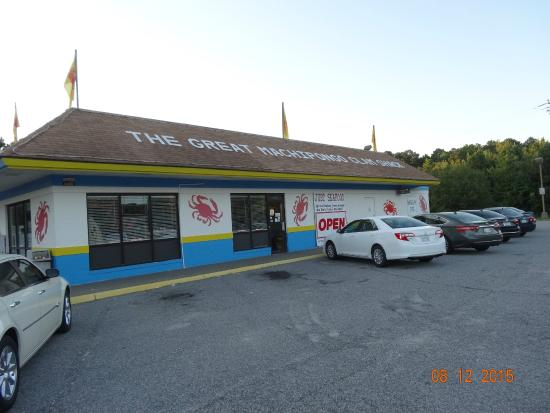 Nassawadox (VA) United States  city photo : ... Picture of The Great Machipongo Clam Shack, Nassawadox TripAdvisor