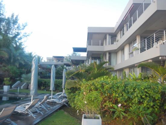 Bon Azur Beachfront Suites & Penthouses by LOV : Can't fault the accommodation paradise