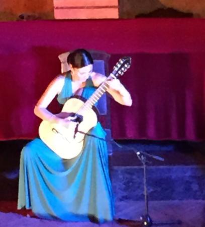 Ekaterina Zaytseva - Picture of Maestros de la Guitarra, Barcelona - TripAdvisor