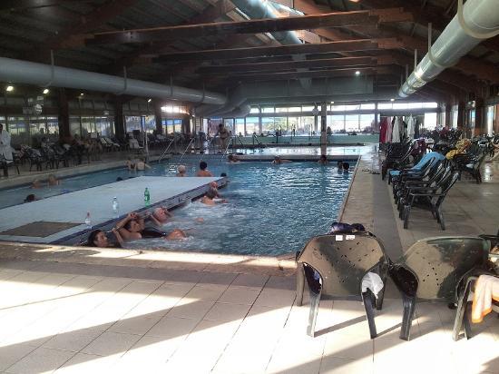 Hamei Ga'ash: One of the pools