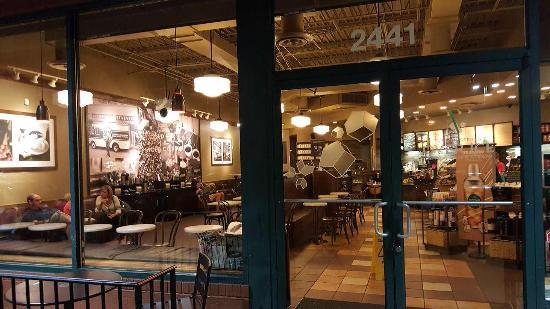 Waaay above average Starbucks ... Lee Hwy