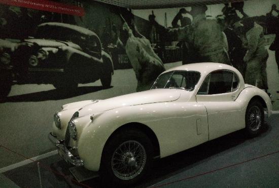 Coventry, UK: Jaguar