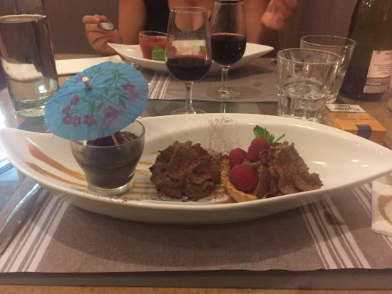 dessert au chocolat picture of coquille d oeuf malo tripadvisor
