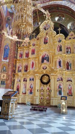Orhei, Moldavia: Kloster Curchi