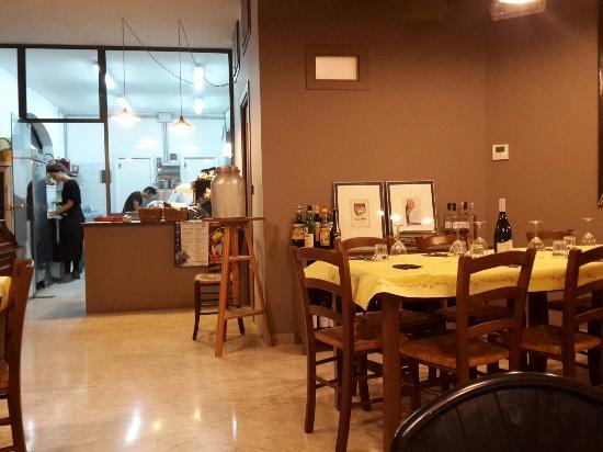 Cucina a vista - Picture of U Bucun du Preve, Borgio Verezzi ...