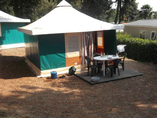 location bungalow toile