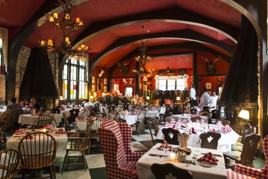 Woods Restaurant Picture Of Grand Hotel Mackinac Island Tripadvisor