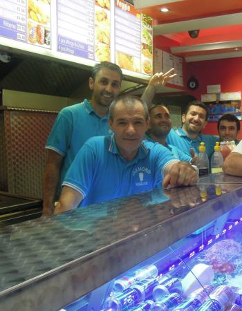 Diamond Kebab House