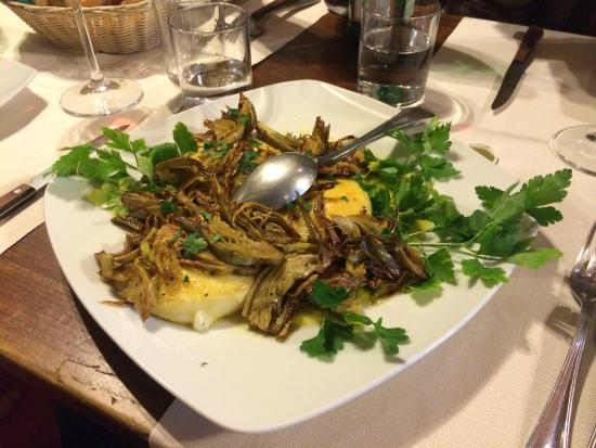 Ristorante la Castellana: Fresh pasta was amazing